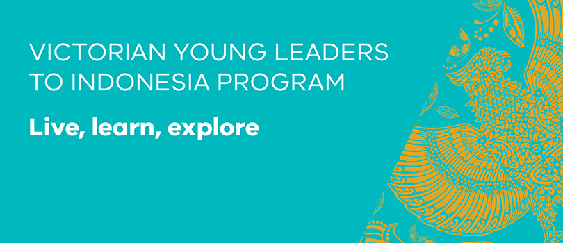 Victorian Young Leaders to Indonesia overseas immersion experience